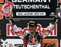 Motocross mondial : Musquin profite encore de ses très bons départs en Allemagne