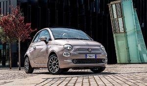 La Fiat 500 fête ses 3 millions d'exemplaires vendus en Europe