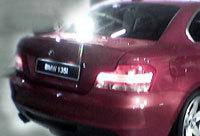 BMW 135i: elle existe et montre enfin son postérieur [nouvelles photos]