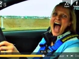 """Vicki Butler-Henderson, de Fifth Gear : """"Si la M3 GTS était un homme, je l'épouserais"""""""