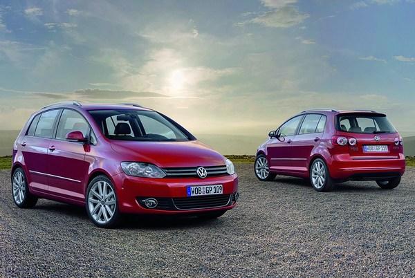 Bologne 2008 : nouvelle VW Golf Plus VI officielle