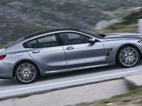 Salon de Francfort 2019 - BMW Série 8 Gran Coupé : 7 sexy
