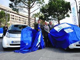 Plus de 40 Peugeot Ion en auto partage à Nice