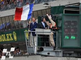 (Le Mans 2010) Bruno Meier et Jean-Claude Killy donneront le départ