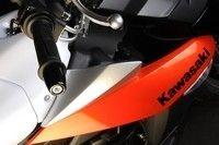 Du look signé Top Block pour la Kawasaki Z1000 version 2010.