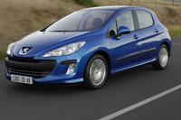 Peugeot 308: cette fois-ci en gros plan