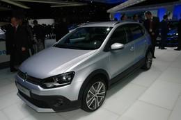 Genève 2010 Live : Volkswagen CrossPolo, micro-trottoir