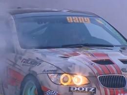 Vidéo : Sebastien Loeb fait ses débuts en drift