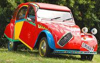 Citroën Picasso: la véritable !