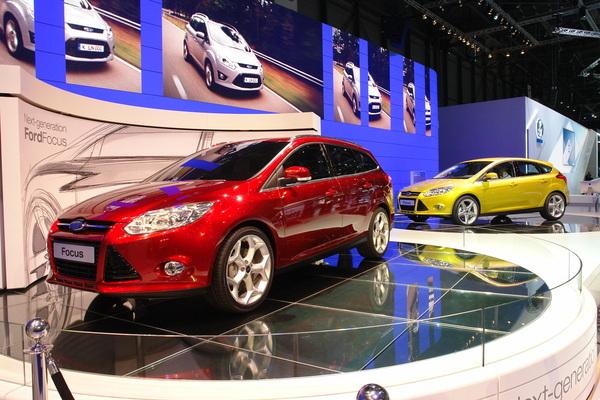 Direct Genève 2010 : Ford Focus III, la petite et la grande [ajout video]