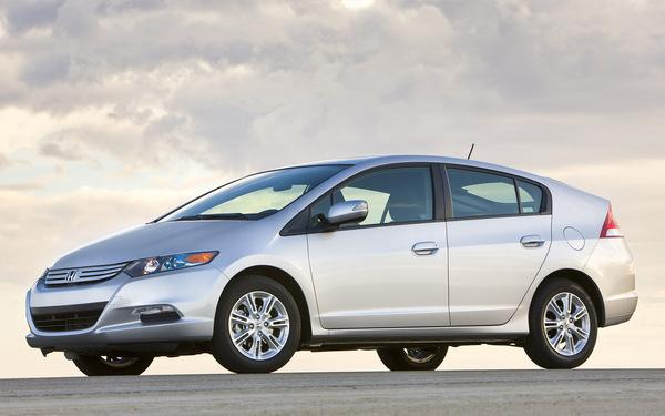 Détroit 2009 : Honda Insight en avant-première