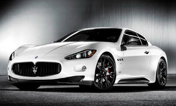 Bologne 2008 : 'MC Sport Line' pour Maserati GranTurismo S
