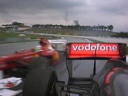 F1 Malaisie : Alonso et Hamilton pénalisés, Kobayashi gagne une place