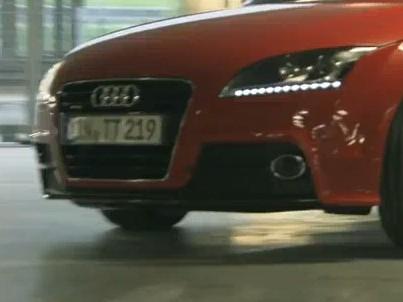 [Vidéo] L'Audi TT restylé en détail