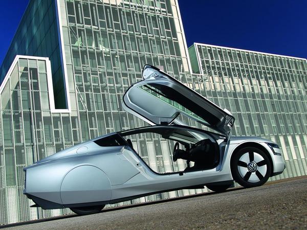 Volkswagen XL1 : ce sera 200 exemplaires à 110 000€ l'unité