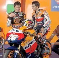 Moto GP - Honda: Pedrosa et Marquez sont le duo du HRC jusqu'en 2014