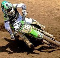 Motocross US - Budds Creek : victoire de Dean Wilson, la pression sur Christophe Pourcel