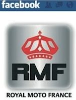 RMF (Royal Moto France) arrive sur Facebook