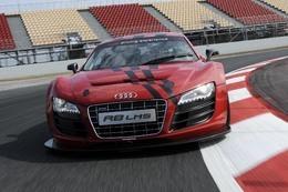 Devenir pilote d'une Audi R8 LMS le temps d'une course...