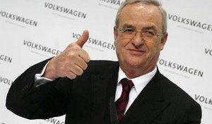 Scandale Volkswagen- L'ex-patron Winterkorn jure de son ignorance