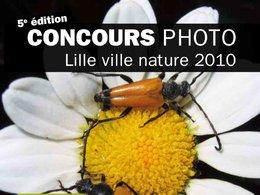 """Concours photo """"Lille ville nature"""" 2010 : la biodiversité à l'honneur"""