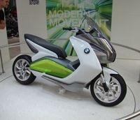 BMW Concept e: de l'électrique sans être anémique