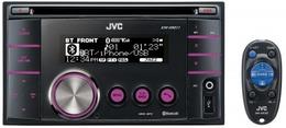 JVC KW-XR811E, un nouvel autoradio double-din