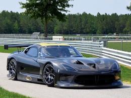 (Vidéo) La SRT Viper GTS-R en piste