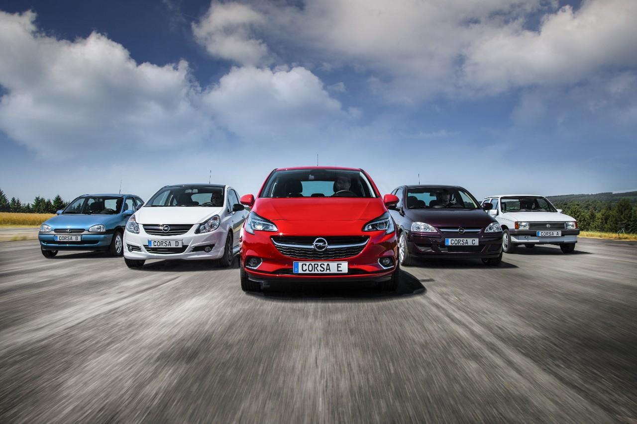 Opel : la Corsa électrique confirmée pour 2020