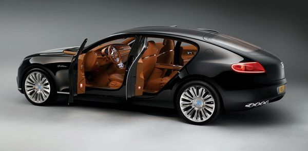 La Bugatti 16C Galibier en photos officielles