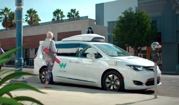 Voiture autonome: Renault-Nissan annonce un partenariat avec Waymo (Google)
