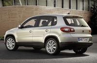 Volkswagen  Tiguan : officiel !