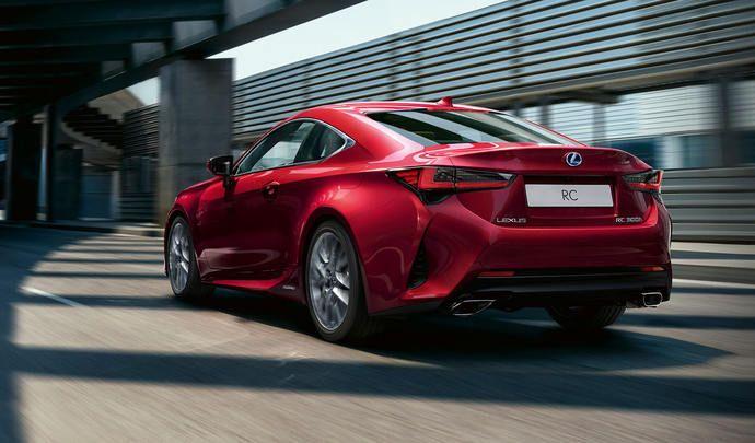 Bientôt des Lexus sur la base d'une plateforme en propulsion Mazda ?