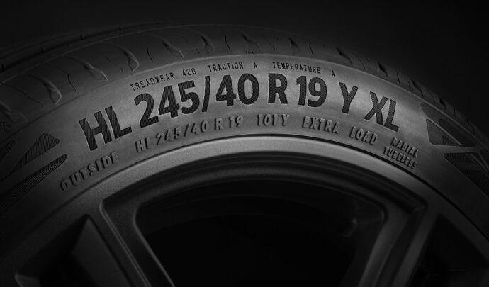 Les pneus spéciaux SUV électrique débarquent sur le marché - Caradisiac.com