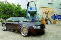 Audi A6 Low rider : atypique..