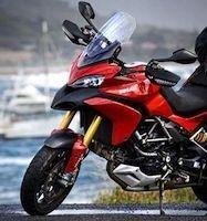 Ducati Multistrada S Touring: 1 200 euros d'avantages client jusqu'au 22 septembre