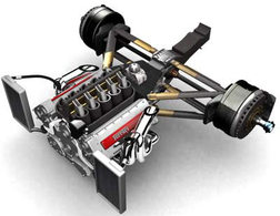 F1 : la FOTA choisit un 1.8l turbo pour 2011, Mosley veut imposer un Cosworth