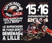 Supercross Bercy - Lille : la billetterie est ouverte