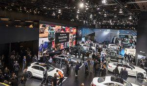 Mercedes sautera le salon de Detroit en 2019