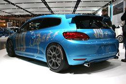 VW Scirocco Cup : que pour la Chine !