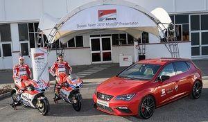 Seat se lance en MotoGP