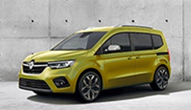 Nouveau Renault Kangoo: comme ça?