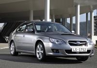 La Subaru Legacy, élue voiture de PDG de l'année