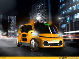 Unicab, le taxi du futur ?