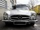 Photos du jour : Mercedes 190 SL (Rétromobile)