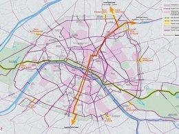 Développement du vélo à Paris : le plan d'action de Bertrand Delanoë