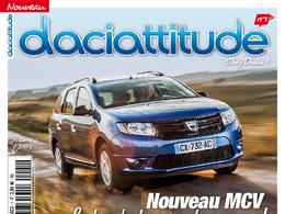 Daciattitude : un nouveau magazine dédié à Dacia