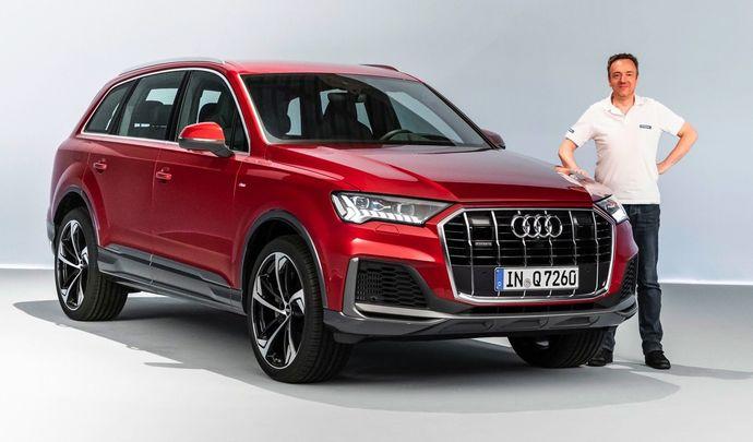 Audi Q7 restylé: influencé par le 8 – Présentation vidéo