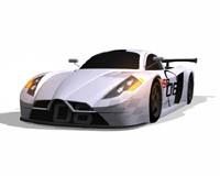 Sunred SR08: GT1 espagnole