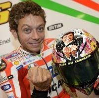 Moto GP - Italie: Rossi décidera-t-il de l'identité de son futur équipier ?